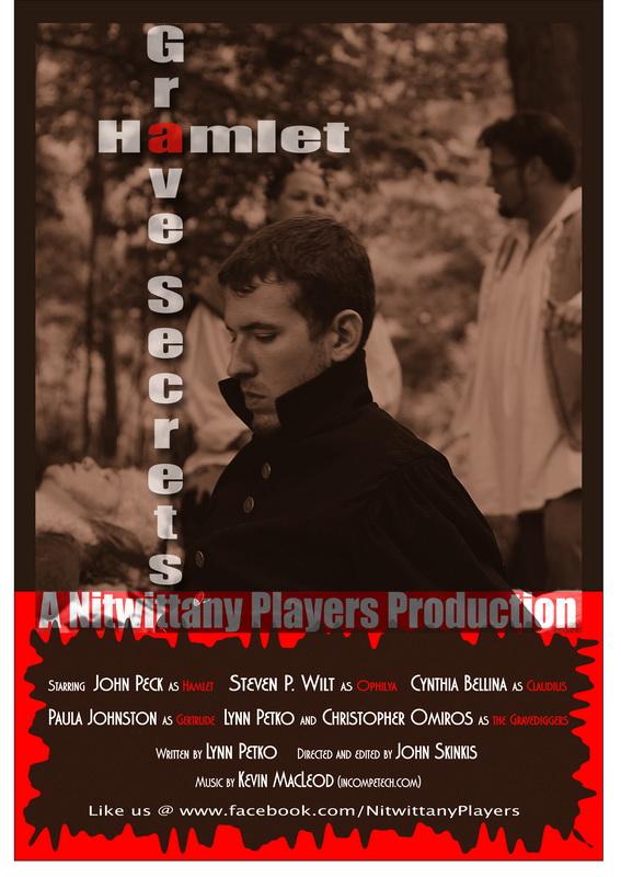 Hamlet: Grave Secrets Poster