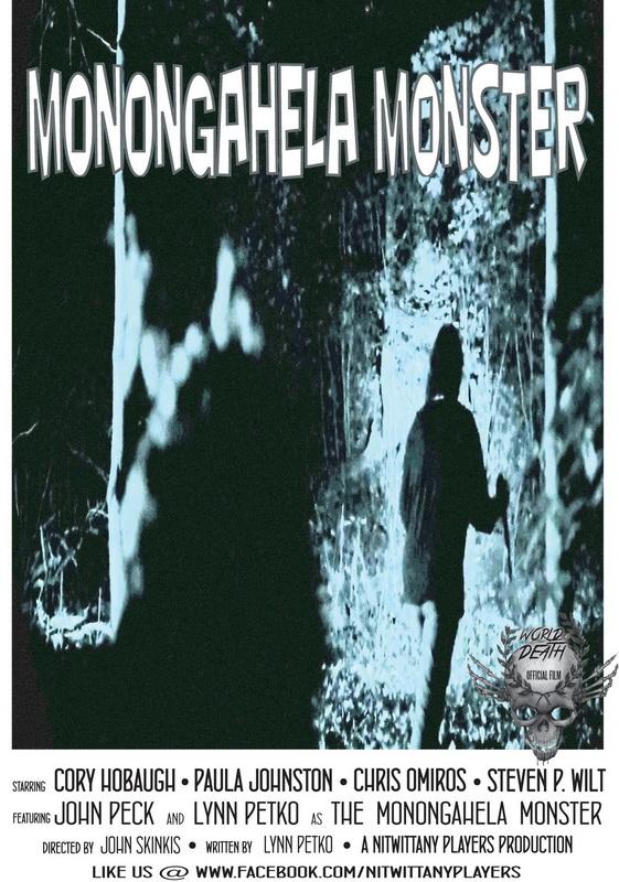 Monongahela Monster Poster